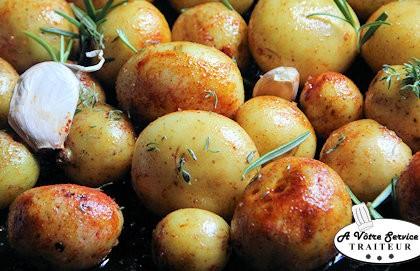 Pomme grenailles