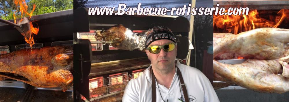 Barbecue à domicile